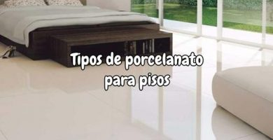 Tipos de porcelanato para pisos