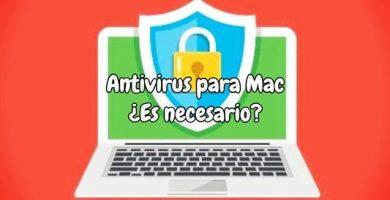 antivirus para mac es necesario